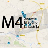 M4 Segovia-La Lastrilla