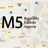 M5 Espirdo-Basardilla