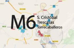 M6 S. Cristóbal – Torrecaballeros