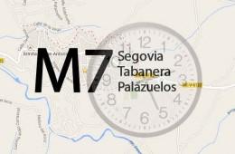 M7 Segovia-Palazuelos
