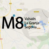 M8 Parque Robledo – La Granja