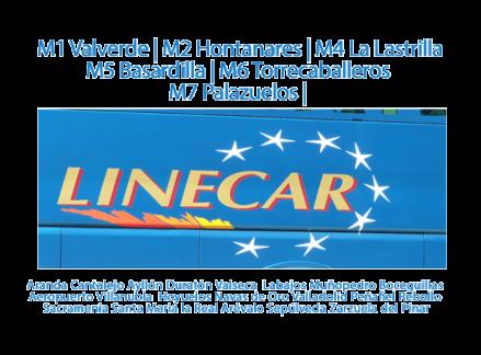Vas con Linecar