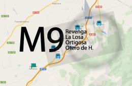 M9 Otero de Herreros