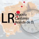 LR Cantalejo – Aranda de Duero