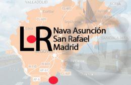 LR Madrid – Nava de la Asunción