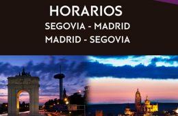 Madrid – Segovia